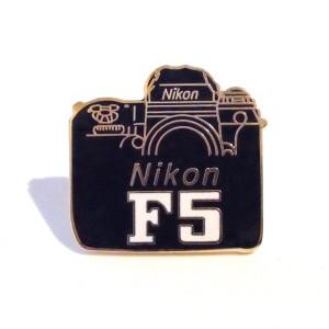 Nikon F5 Lapel
